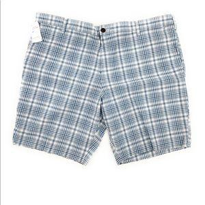 4/$25 NEW Men's Dockers Checkered Plaid Shorts 42